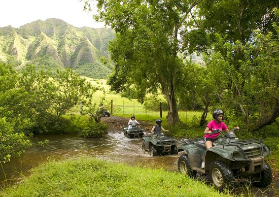 ATV & Zipline Tours