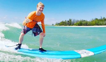 Beginner Surf Lessons
