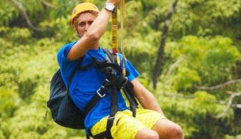 Epic Adventure Zipline and Adventure Tower