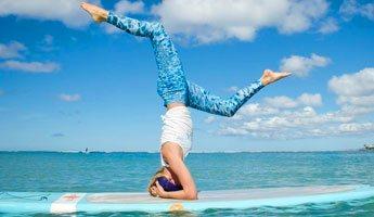 Ko Olina SUP Yoga