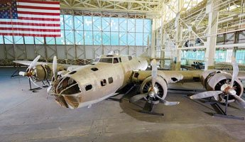 Pacific Aviation Museum Aviator's Tour