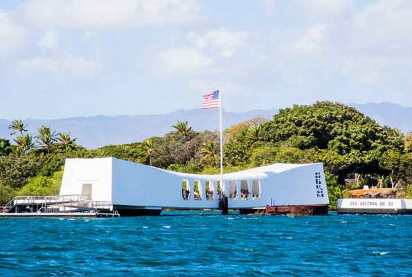 Pearl Harbor Remembered #66K with E Noa Tours