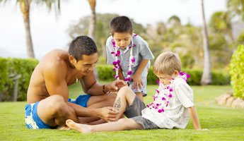 Hawaiian Luau Package at Paradise Cove