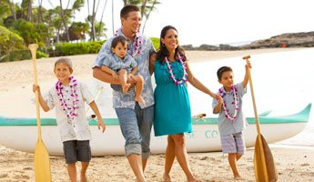 Orchid Luau Package at Paradise Cove