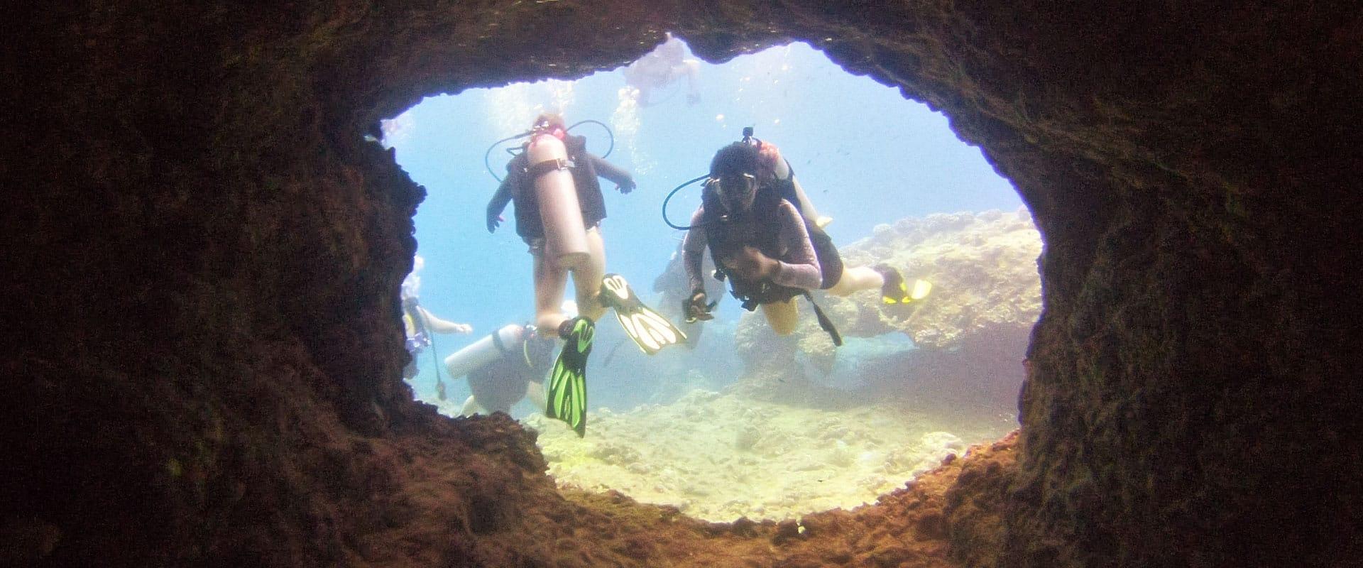 Scuba Dive at Oahu's Best Dive Spots